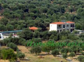 Hotel photo: Domaine Papakonstantis | Apartments To Let