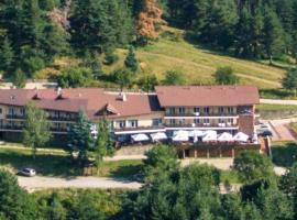 Hotel near Семь Рильских озёр