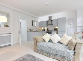 酒店照片: Modern 1st floor 2 bedroom flat in battersea