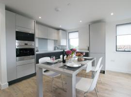 A picture of the hotel: Pen Dinas Cardiff Apartment