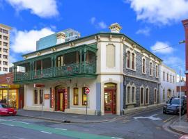 Hotel near Adelaide