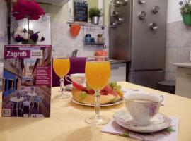 Hình ảnh khách sạn: Apartman Teuta Zagreb