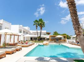 Hotel photo: Hotel Boutique & Spa Las Mimosas Ibiza