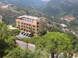 A picture of the hotel: Pine View Hotel Azour-Jezzine