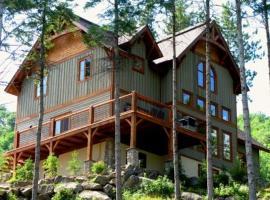 Hotel photo: Stoneheaven Lodge