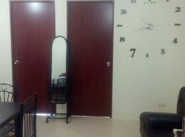 होटल की एक तस्वीर: Lyn8 Bedspace