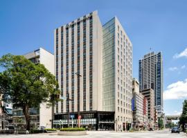 Hotel foto: Daiwa Roynet Hotel Chiba-chuo