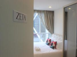 Hotel photo: Zeta Suites @ Binjai 8 SOHO