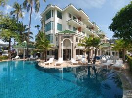 Hotel photo: Sea Pearl Beach Resort Phuket