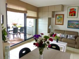 Foto do Hotel: Appartement grand standing avec terrasse Prado/Mer/ Borely