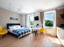 A picture of the hotel: Apartamenty Manufaktura