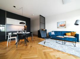 A picture of the hotel: Modern Luxury Apartment in City Centre