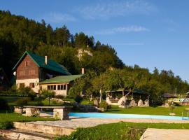 Hotel near Goražde