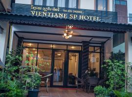 Hotel photo: Vientiane SP Hotel