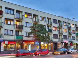Hotel near Częstochowa