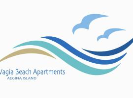 Hotel Photo: Vagia Beach Apartments