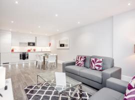 Фотография гостиницы: Roomspace Serviced Apartments - The Legacy