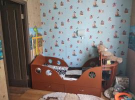 A picture of the hotel: Apartment with a baby's room