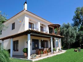 A picture of the hotel: Poseidon Villa Skiathos