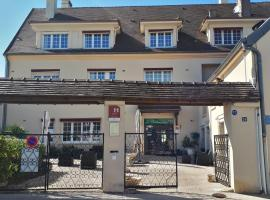 Hotel Photo: Hôtel La Bonbonnière - Dijon