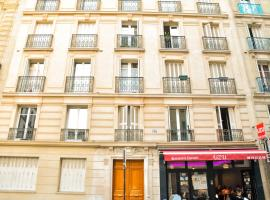 Hotel photo: Cozy Apartment near Eiffel with free parking