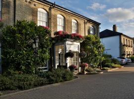 Ξενοδοχείο φωτογραφία: Best Western Annesley House Hotel