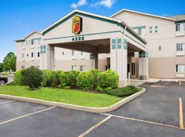 Hotel photo: Super 8 by Wyndham Aurora/Naperville Area