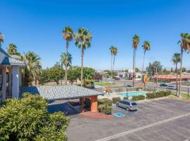 Hotel photo: Super 8 by Wyndham Bakersfield/Central