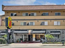 Hotel photo: Super 8 by Wyndham Inglewood/LAX/LA Airport