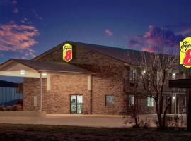 Hotel photo: Super 8 by Wyndham Dumas TX