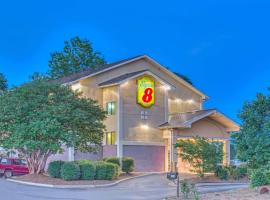 A picture of the hotel: Super 8 by Wyndham Charlottesville