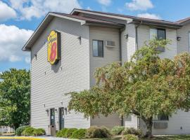 Hotel Photo: Super 8 by Wyndham New Stanton