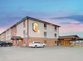 A picture of the hotel: Super 8 by Wyndham Spokane/West