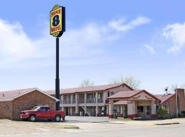 Hotel Photo: Super 8 by Wyndham Vernon