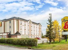 Hotel near Calgary