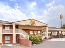 Hotel photo: Super 8 by Wyndham Salina/Scenic Hills Area