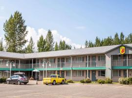 Hotel photo: Super 8 by Wyndham Quesnel BC