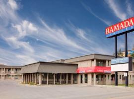 מלון צילום: Ramada Limited Calgary