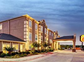 Hotel photo: Super 8 by Wyndham San Antonio/Alamodome Area