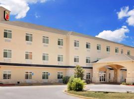 Hotel Photo: Super 8 by Wyndham Odessa TX
