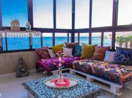Hotel photo: Apartamento en primera línea de mar