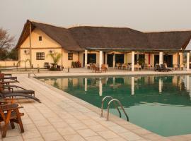 Hotel near Menongue