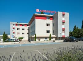 A picture of the hotel: Appart'City Marseille Aéroport – Vitrolles