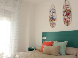 Hotel photo: Apartamentos Homelife Roca Tarpeya