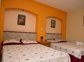 รูปภาพของโรงแรม: Hotel California Mar