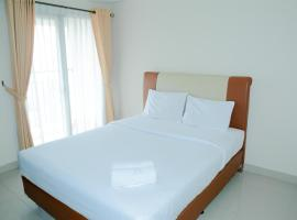 Hotel photo: Simply Studio Room Atria Residence Apartment near Summarecon Mall By Travelio