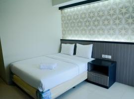 Hotel photo: Best Location Studio Room Atria Residence Apartment Gading Serpong By Travelio