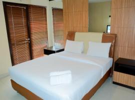Hotel photo: Exclusive Studio Room Atria Residence Apartment By Travelio