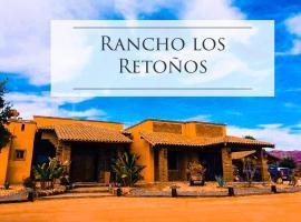 Hotel photo: Rancho Los Retoños