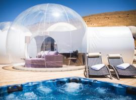 Hotel photo: Petra Bubble Luxotel